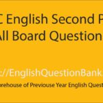 HSC ENGLISH SECOND PAPER BOARD QUESTION DHAKA BOARD 2013